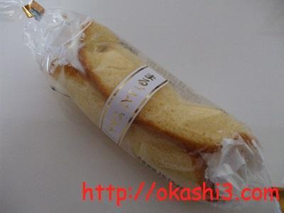 ヤマザキまるごとバナナ(山崎製パン)