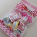 春日井製菓・花のくちづけ(ミルクスモモキャンディ)