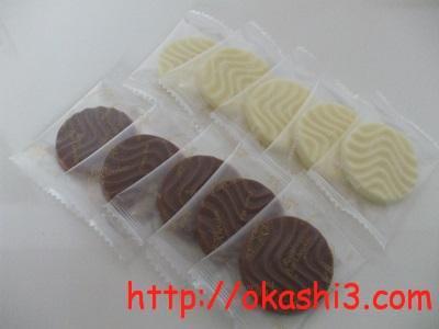 ロイズピュアチョコレート・クリーミーミルク&ホワイ