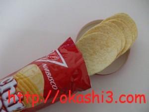 チップスターうすしお味 原材料・栄養成分・カロリー・アレルギー