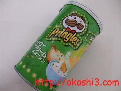 プリングルス(pringles)サワークリームオニオン