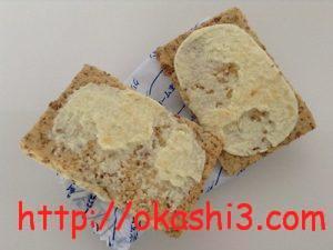 クリーム玄米ブラン塩バニラ