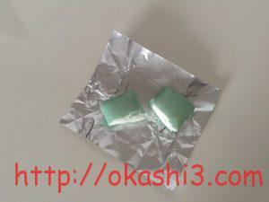 歯につきにくいキシリトール(クリアハーブミント味)