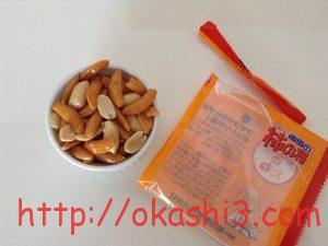 亀田製菓柿の種 カロリー
