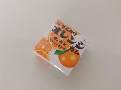 マルカワフーセンガム(オレンジ)
