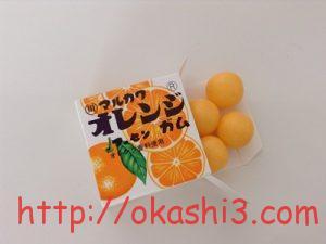 マルカワフーセンガム(オレンジ) 賞味期限 カロリー