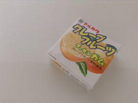 マルカワフーセンガム(グレープフルーツ味)