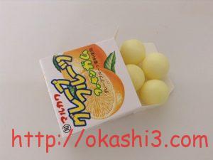 マルカワフーセンガム(グレープフルーツ味) カロリー