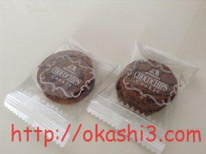 森永チョコチップクッキー