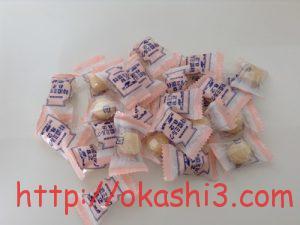 UHA味覚糖特濃ミルク8.2 意味