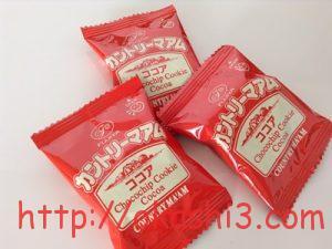 カントリーマアムココア味 カロリー・原材料・栄養成分・アレルギー