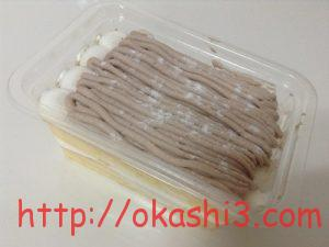 モンテール大人の栗モンブラン カロリー・値段・原材料・栄養成分・感想