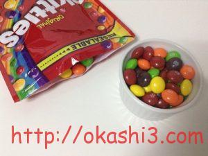 Skittles スキットルズ オリジナル カロリー