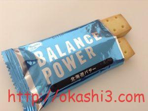バランスパワー(北海道バター) 値段・カロリー