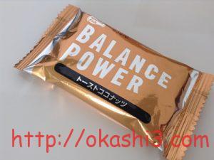 バランスパワー(トーストココナッツ味)