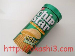 チップスターのりしお味 カロリー 原材料