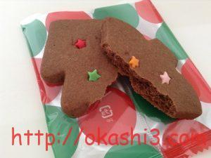 フーシェのクリスマスクッキー ツリー型サブレ 味の感想