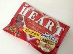 不二家ハートチョコレート ピーナッツ 歴史・カロリー・値段