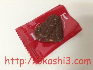 不二家ハートチョコレートピーナッツ 原材料・栄養成分・アレルギー物質・カロリー
