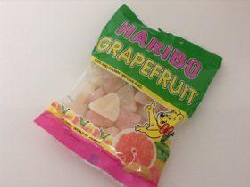 HARIBOグレープフルーツ味 カロリー