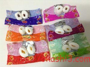 Damlaダムラ ソフトキャンディ フルーツアソート 味の種類