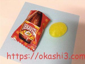 ドリンクミックス5 デカビタCキャンディ カロリー・原材料・栄養成分