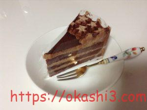 セブンプレミアム チョコレートケーキ 感想・レビュー