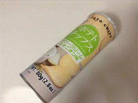 中国産 POTATO CHIPS サワークリームオニオン味