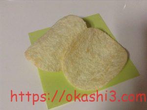 中国産 POTATO CHIPS サワークリームオニオン味 食べた感想