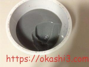 雪印メグミルク アジア茶房 粗挽き黒ごまプリン 感想・レビュー