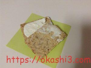 クリーム玄米ブラン ココナッツアーモンド味 分離