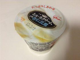 グリコ とろ~りクリームon杏仁豆腐