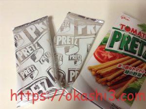 トマトプリッツ TOMATO PRETZ 袋