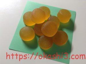 王様のマンゴー グミキャンディ 何粒