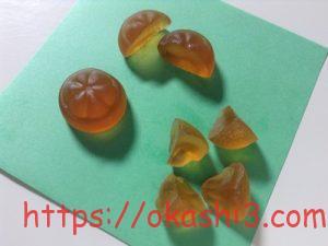 明治果汁グミ 鉄分 グレープフルーツ カロリー