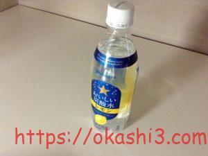 ポッカサッポロ おいしい炭酸水 レモン 口コミ・レビュー・感想
