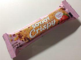SOYJOY Crispy ソイジョイクリスピー ミックスベリー カロリー・糖質・値段
