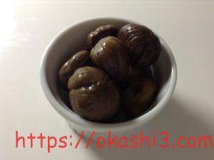 くらし良好(生活良好) 有機栽培栗使用 むき甘栗 中国産