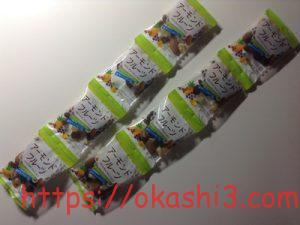 稲葉ピーナツ アーモンドフルーツ カロリー・値段・糖質・原材料・栄養成分