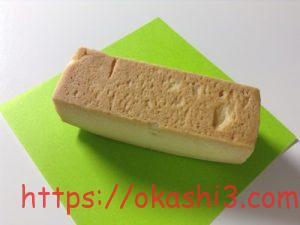 バランスパワービッグ 北海道バター 底面の焼き色