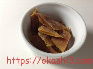 ミスターマンゴー 無添加ドライマンゴー カロリー・レビュー・口コミ・感想・値段