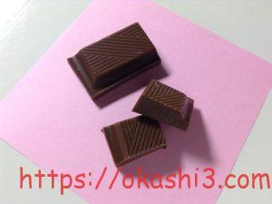 カシェ ミルクチョコレート 口コミ・カロリー・値段・原材料
