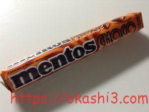 メントスキャラメルチョコ カロリー・中国産・値段