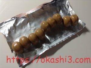 メントスキャラメルチョコ カロリー・値段・中国産