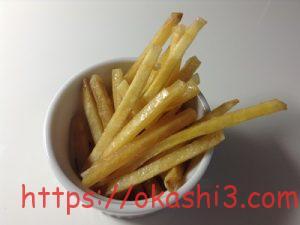 南国製菓 塩けんぴ カロリー・値段・原材料