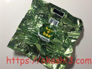 bonobon ボノボン 抹茶 原材料 栄養成分 カロリー アレルギー 値段