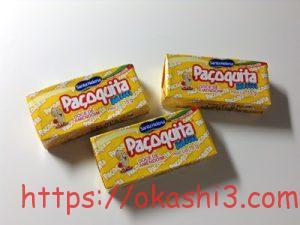 パソキッタ Pacoquita  料理 アレンジ レシピ 方法