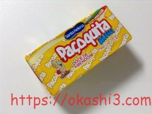パソキッタ Pacoquita  カロリー ブラジル