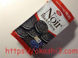 ヤマザキビスケット ノアール Noir