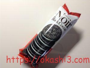 ヤマザキビスケット ノアール Noir カロリー